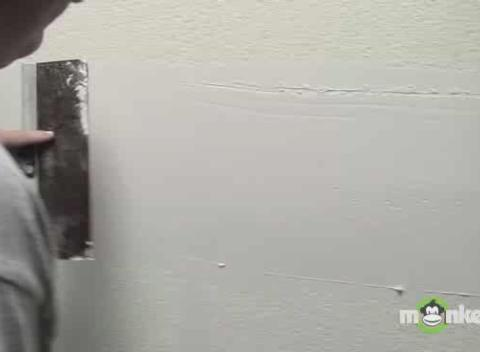 how to fix a seam in drywall