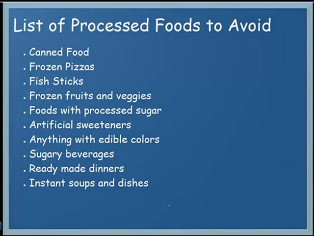 Cold Food List Cold Sore Foods