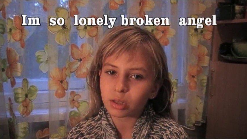 lagu broken angel