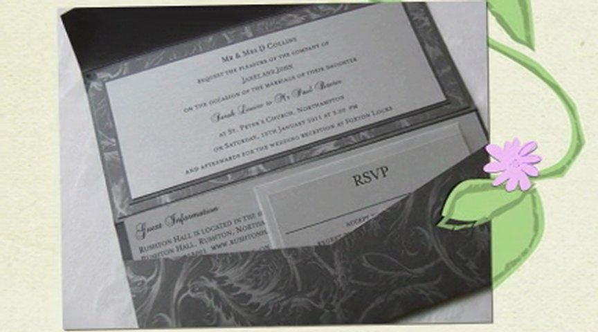 Wedding Invitation Templates: Create Your Own Wedding... | PopScreen