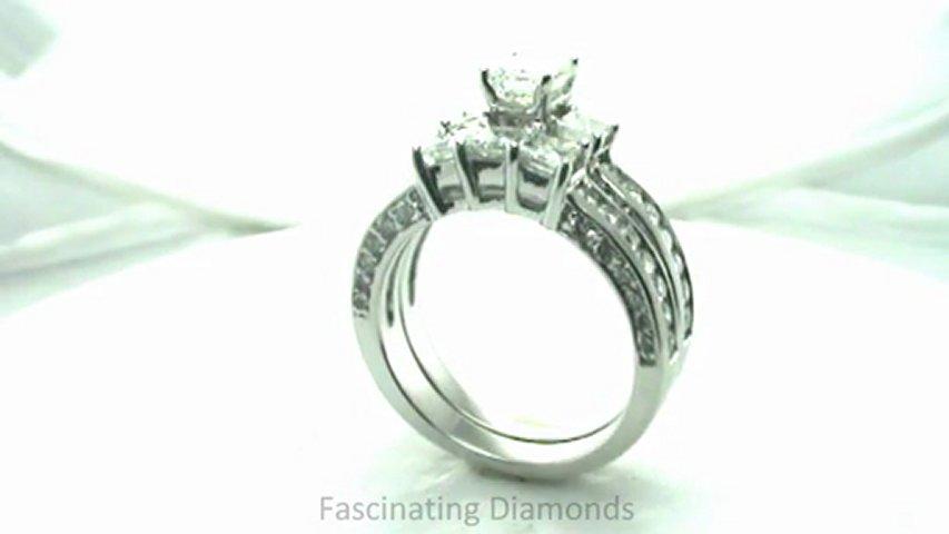 ring settings ring settings emerald cut stones