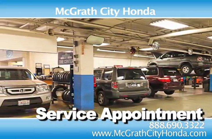mcgrath city honda customer service review chicago il