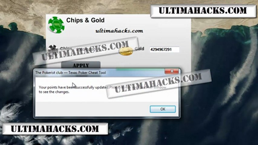 The Pokerist club — Texas Poker Cheats   UltimaHacks.com
