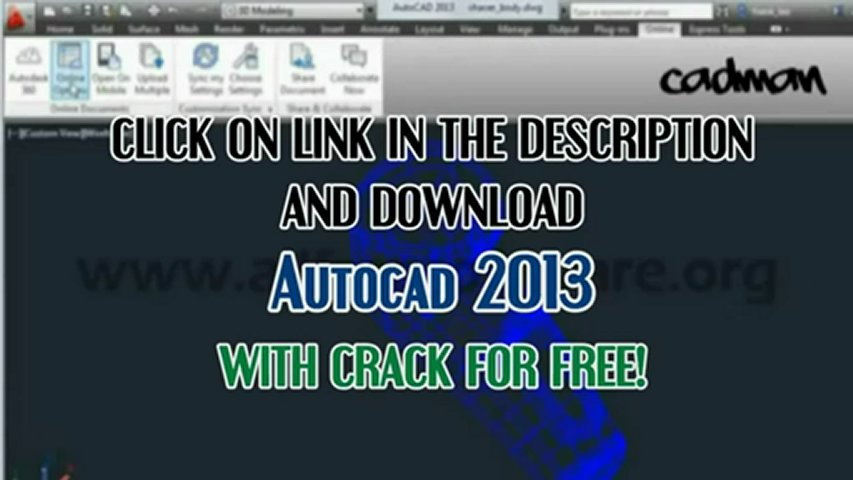 autocad 2013 crack for mac