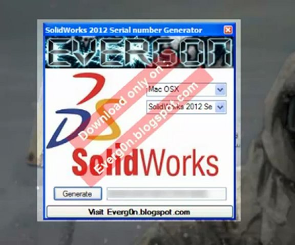 SolidWorks 2012 Serial * Keygen Crack * FREE Download | PopScreen