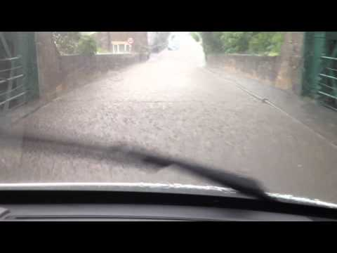 Massive Thunderstorm Durham Newcastle Middlesbrough Weardale Thursday 28th June 2012 | PopScreen