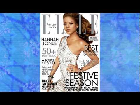 "Heidi's next Top Model - Cycle 1 - Episode 9 - ""ELLE Fashion Magazine"""