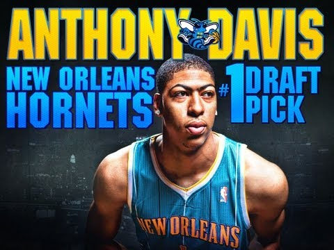 NBA 2K13 - New Orleans Hornets vs Charlotte Bobcats ft Anthony Davis - NBA 2K12 Gameplay! | PopScreen
