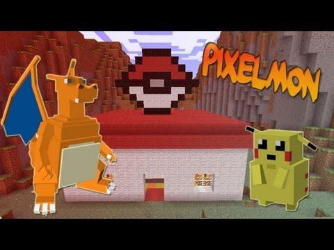 POKEMON EN MINECRAFT - Pixelmon Mod | PopScreen
