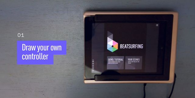 Beatsurfing - The Organic MIDI Controller Builder - Official Teaser | PopScreen