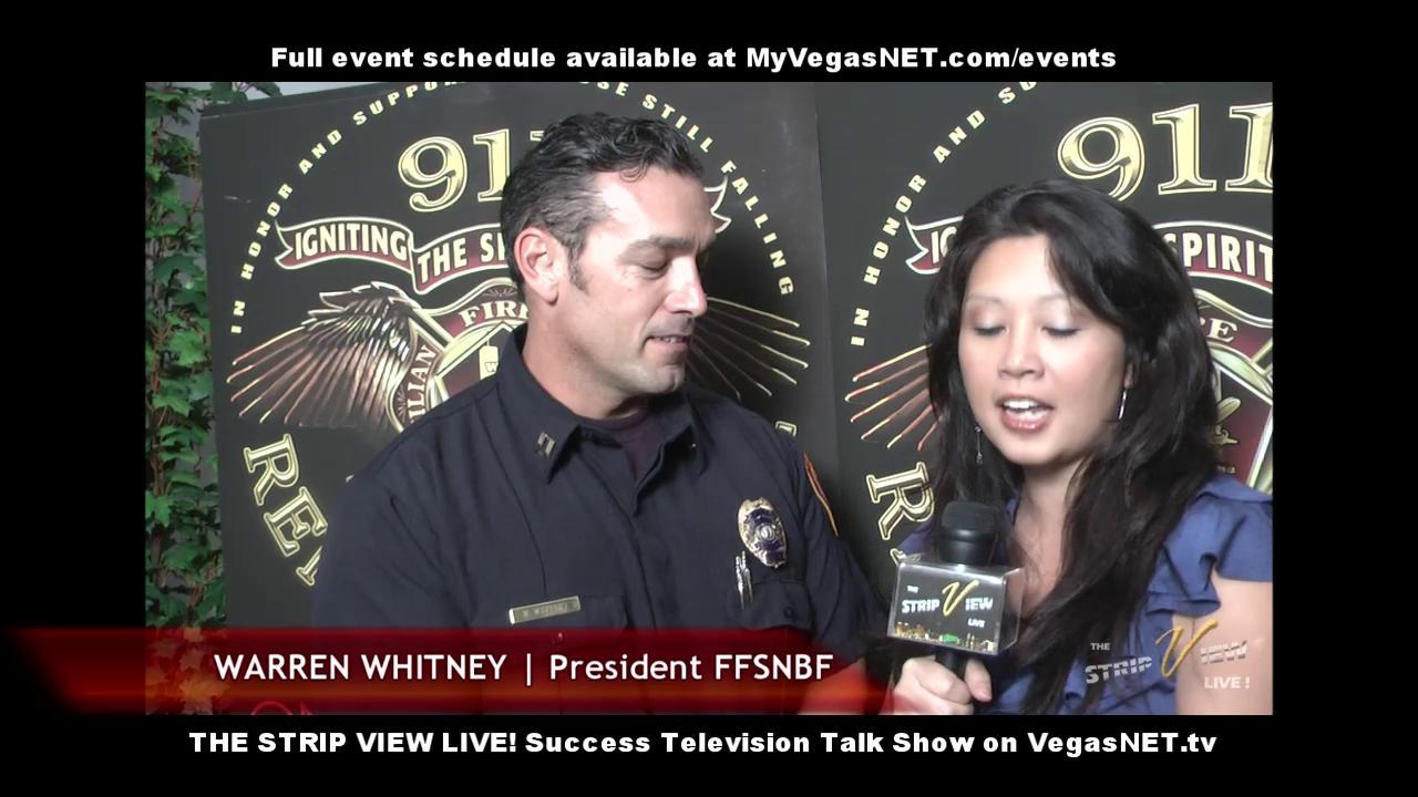 Warren Whitney | 9/11 Remembrance | Las Vegas | VegasNET.tv | PopScreen