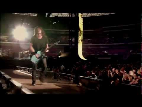 Foo Fighters - Stacked Actors (Live at Wembley Stadium 2008) [-Short Version-] | PopScreen
