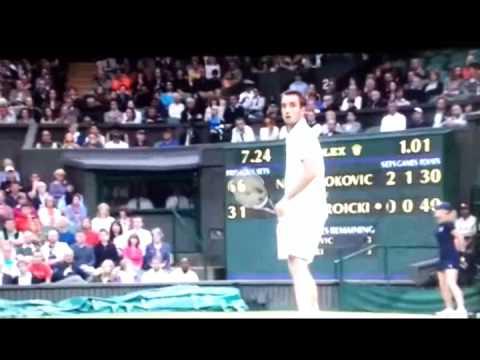 Novak Djokovic vs Viktor Troicki HD | PopScreen