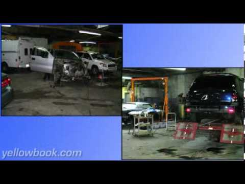auto body repair shops