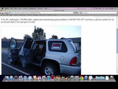 Craigslist Cars In Moses Lake Wa