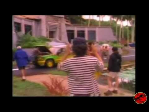 Spielberg Directing On-Set of Jurassic Park RARE! | PopScreen
