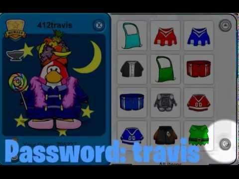 Free rare club penguin member account june 2012 popscreen