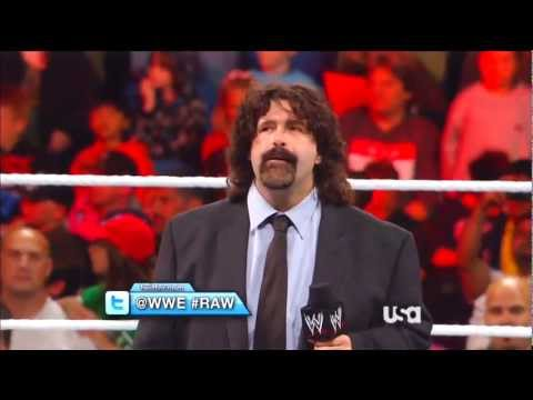 WWE Monday Night Raw, 6/18/12 (HD) Part 1/10 | PopScreen