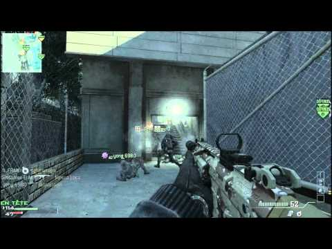 Gameplay mw3 a l'acr par ErAZ | PopScreen