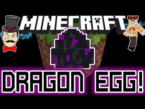 how to make ender dragon egg hatch