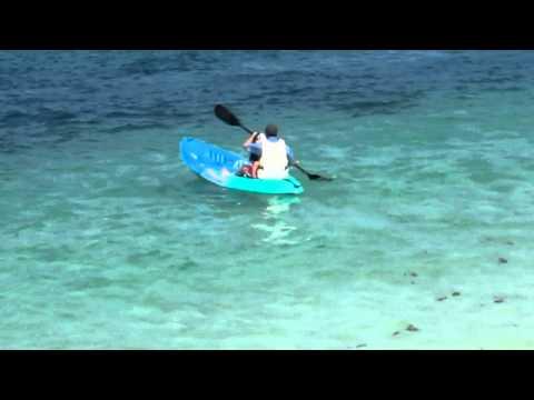 Charlotte kayak fail - Nikoi Island - June 15, 2012 | PopScreen
