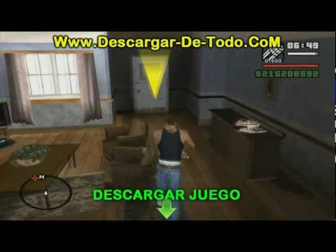 Descargar Grand Theft Auto (GTA) San Andreas [1 Link PC RIP 600 MB] | PopScreen