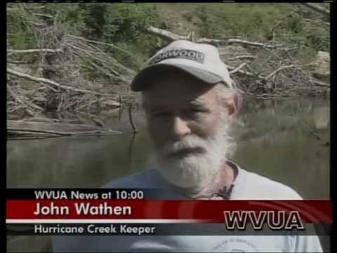 Hurricane Creek Art in the news