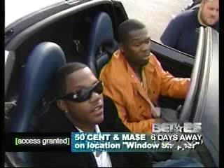 50 cent video window: