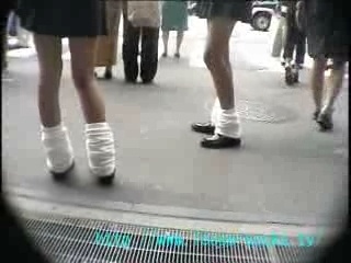 Japanese School Girl Legs | PopScreen