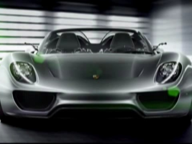 acid green porsche 918 spyder start up revs overview popscreen. Black Bedroom Furniture Sets. Home Design Ideas