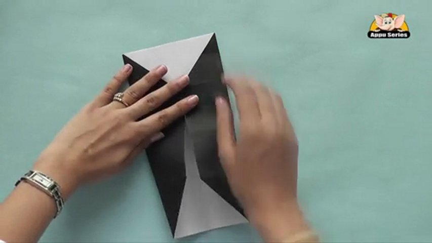 How to make a Business Card HolderOrigami PopScreen