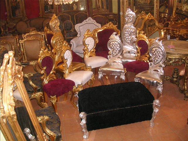 Egipto barroco mundo muebles estilo barroco luis xvi Muebles de sala luis xvi