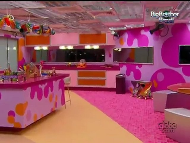 Big Brother Brasil 12 - 10/01/12 [Ep.1] 1/3 | PopScreen