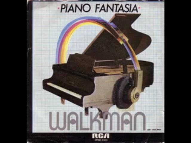 Piano Fantasia Walkman