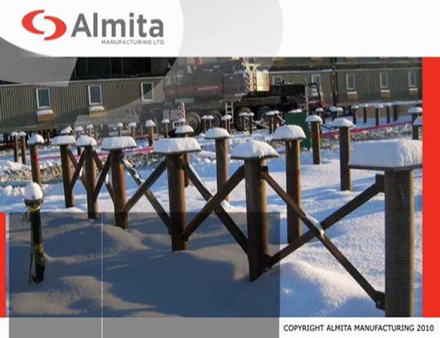 almita screw pile design handbook