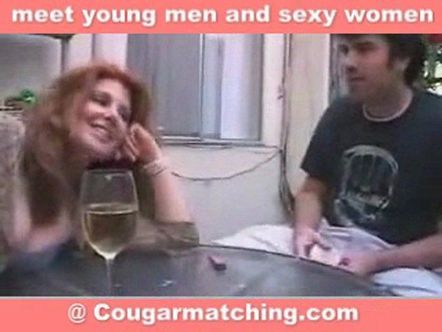 Older Women Seduces Blonde Teen Part 31