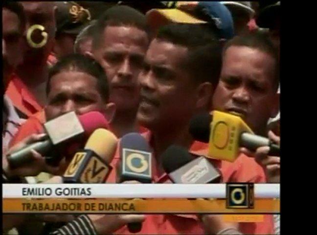 Trabajadores de Diques y Astilleros Nacionales, DIANCA, prot | PopScreen