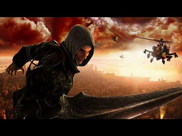 Видео обзор игры прототип 2 под песню.