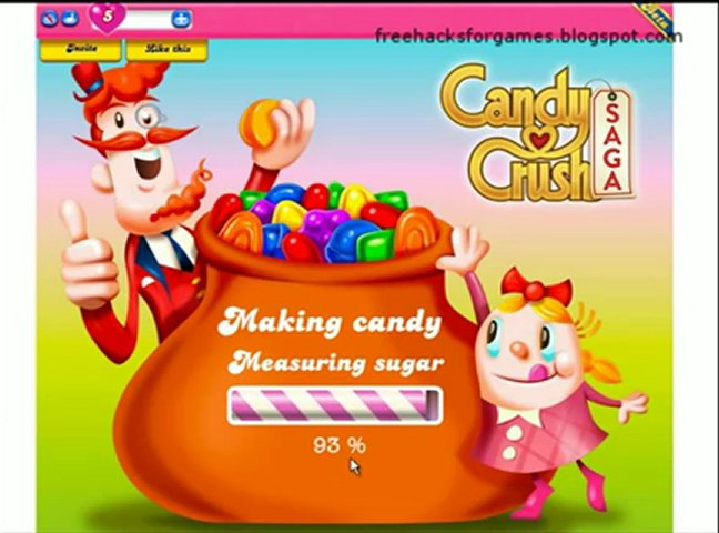 Candy Crush Saga Hack Cheat---FREE Download---May June 2012 Update | PopScreen