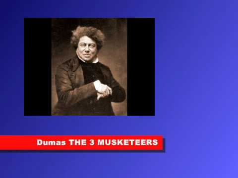 Alexandre Dumas: The Three Musketeers | PopScreen
