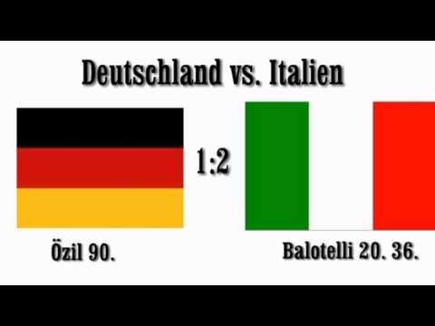 em deutschland italien