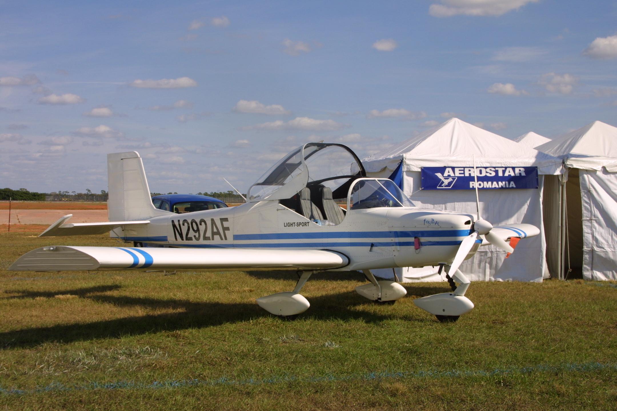 AeroStar Festival light sport aircraft, www.lightsportaircraft.ca, www