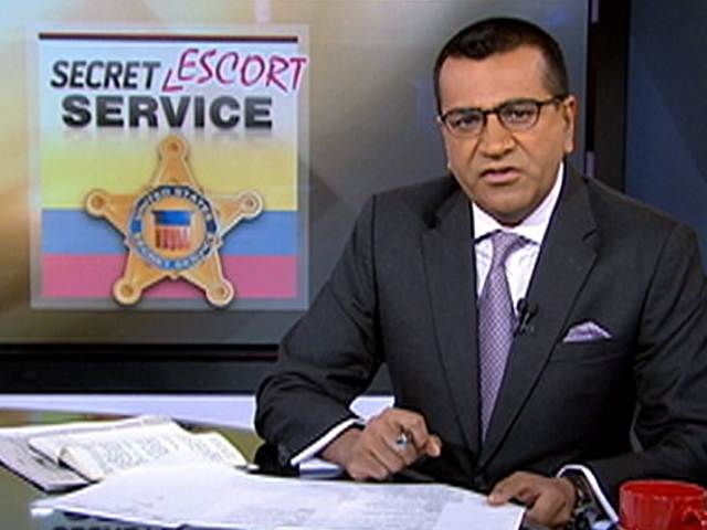 Secret Service sex scandals revealed four years after Colombia prostitution scandal