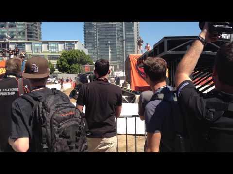 X Games Los Angeles 2012: Rally Crash | PopScreen