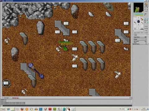 Tibia 2012 OTS - Unreal OTS 2D Trailer 6 Best Game 2D with Music | PopScreen