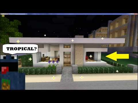 Case Moderne Minecraft : Minecraft mansionmodern house download diamonds el real estate