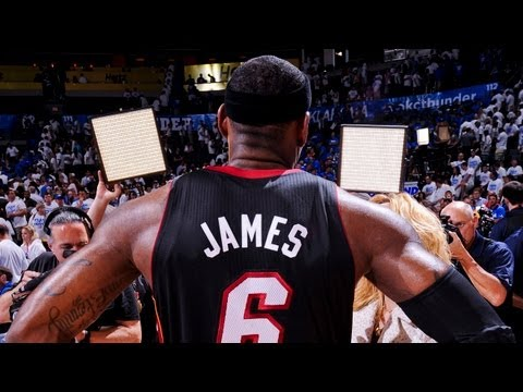 LeBron evens the series with BIG game 2! | PopScreen