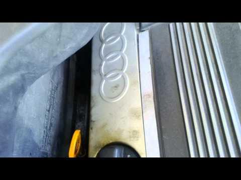 Audi A4 2.8 quattro - uszkodzony silnik | PopScreen