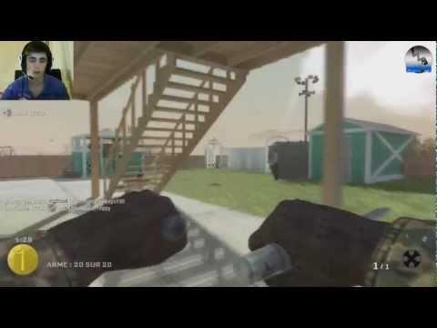 Face-commentary Jeux d'armes sur Nuketown | Des choses à vous dire! | PopScreen