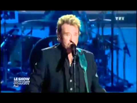 Johnny Hallyday et Zucchero - Blue Suede Shoes | PopScreen